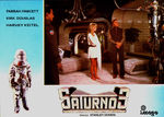 Saturn 3 lobby card espagnole 1