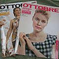 Mes coups de coeur du magasine Ottobre 2/2012