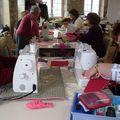Preparation expo-vente du quart d'ecu