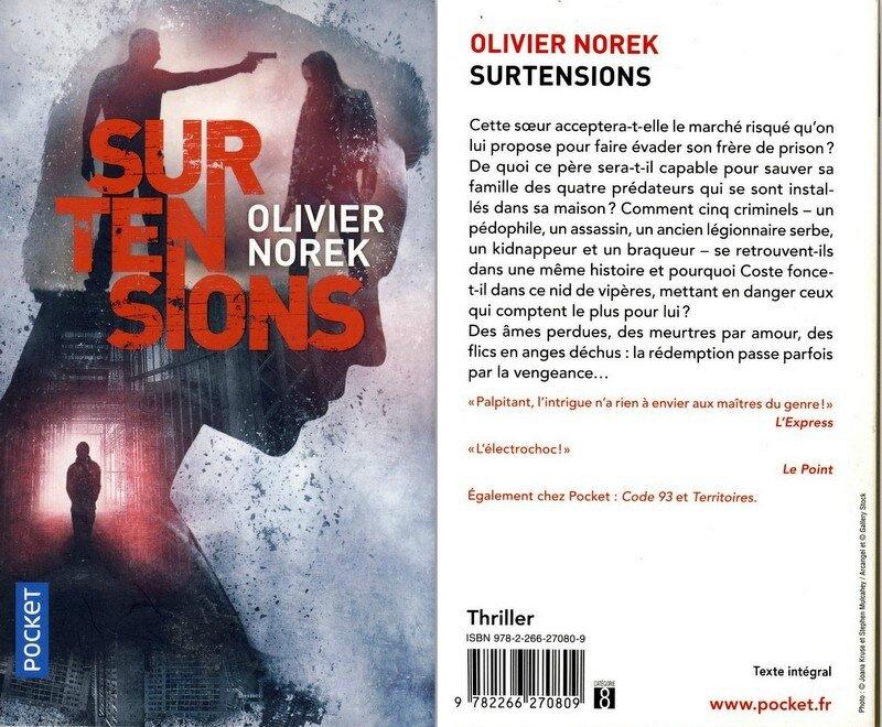 2 - Surtensions - Olivier Norek