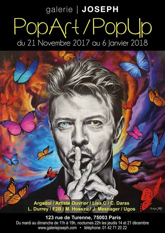 bowie christophe daras