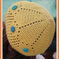 Compter fleurettes & crocheter...