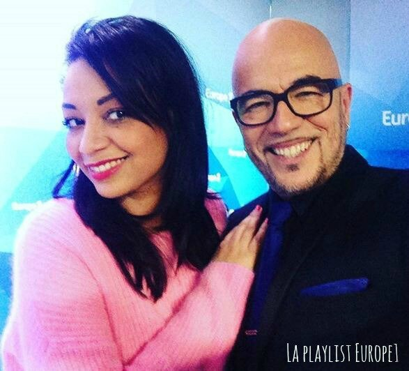 "Pascal Obispo ""La playlist Europe 1"" (Podcast)"