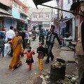Ruelle de Taj Ganj, Agra