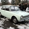 Simca 1300 GL (1963-1966)(Retrorencard janvier 2011) 01