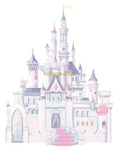 princess_castle_mural_room_1