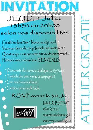 invitation juillet2013