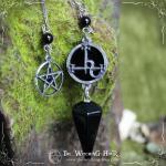Pendule sceau de Lilith onyx 2 copie