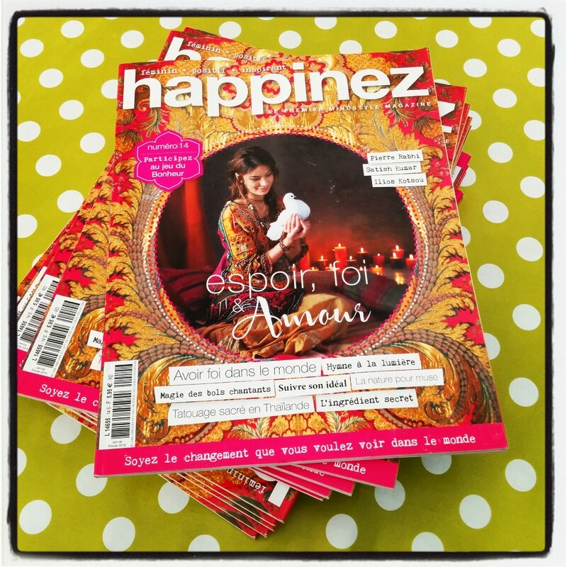 Magazine Happinez