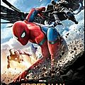 Cinéma - spider-man : homecoming (3/5)