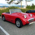 L' austin healey sprite (rencard burger king offenbourg)