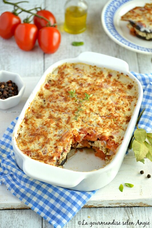 moussaka vegan 1