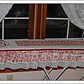 Une table à repasser juponnée assortie.... suite 2