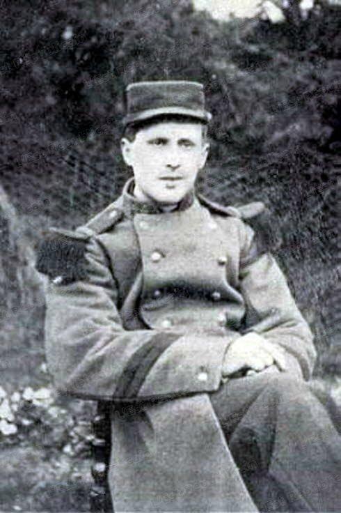 Caporal Jules-André Peugeot