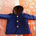 Et un manteau pour mon zouave!