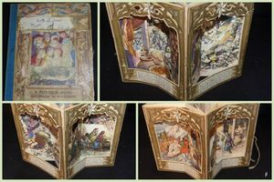 Carrousel Folding books anglais3