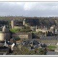 IB7L1576-78 - Chateau de Fougeres (35)