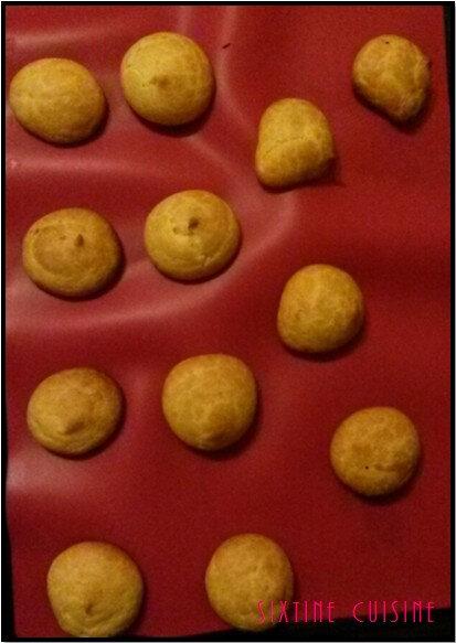 Pommes dauphine 1