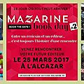 Mazarine book day #2