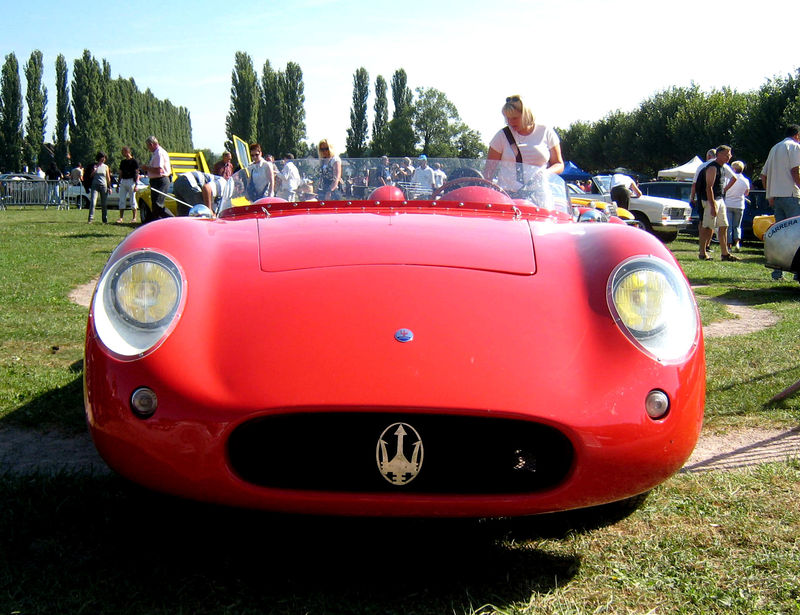 la maserati 300s de 1962 7 me rohan locomotion saverne the g g blog. Black Bedroom Furniture Sets. Home Design Ideas