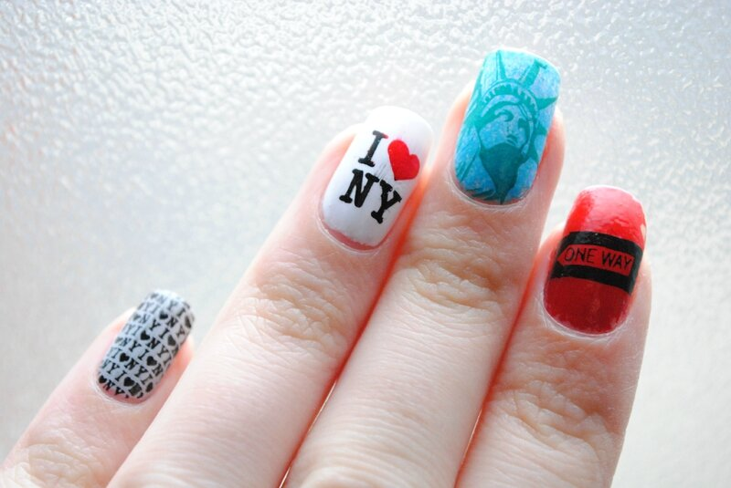 nail art new york (6)