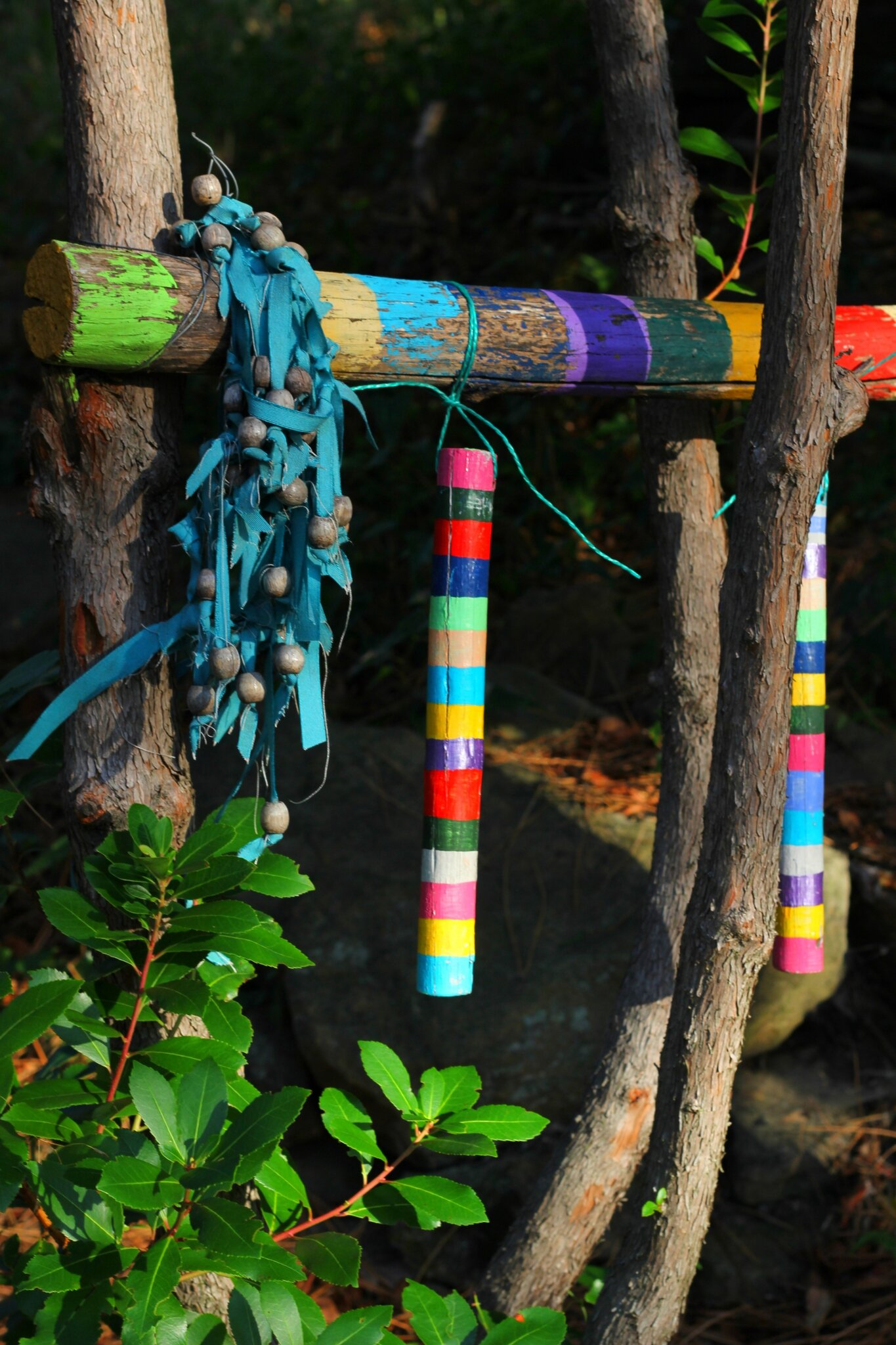 marquage en nature yurtao