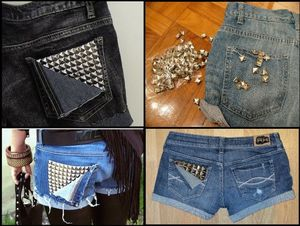 Customize_your_old_shorts_rivets_pockets