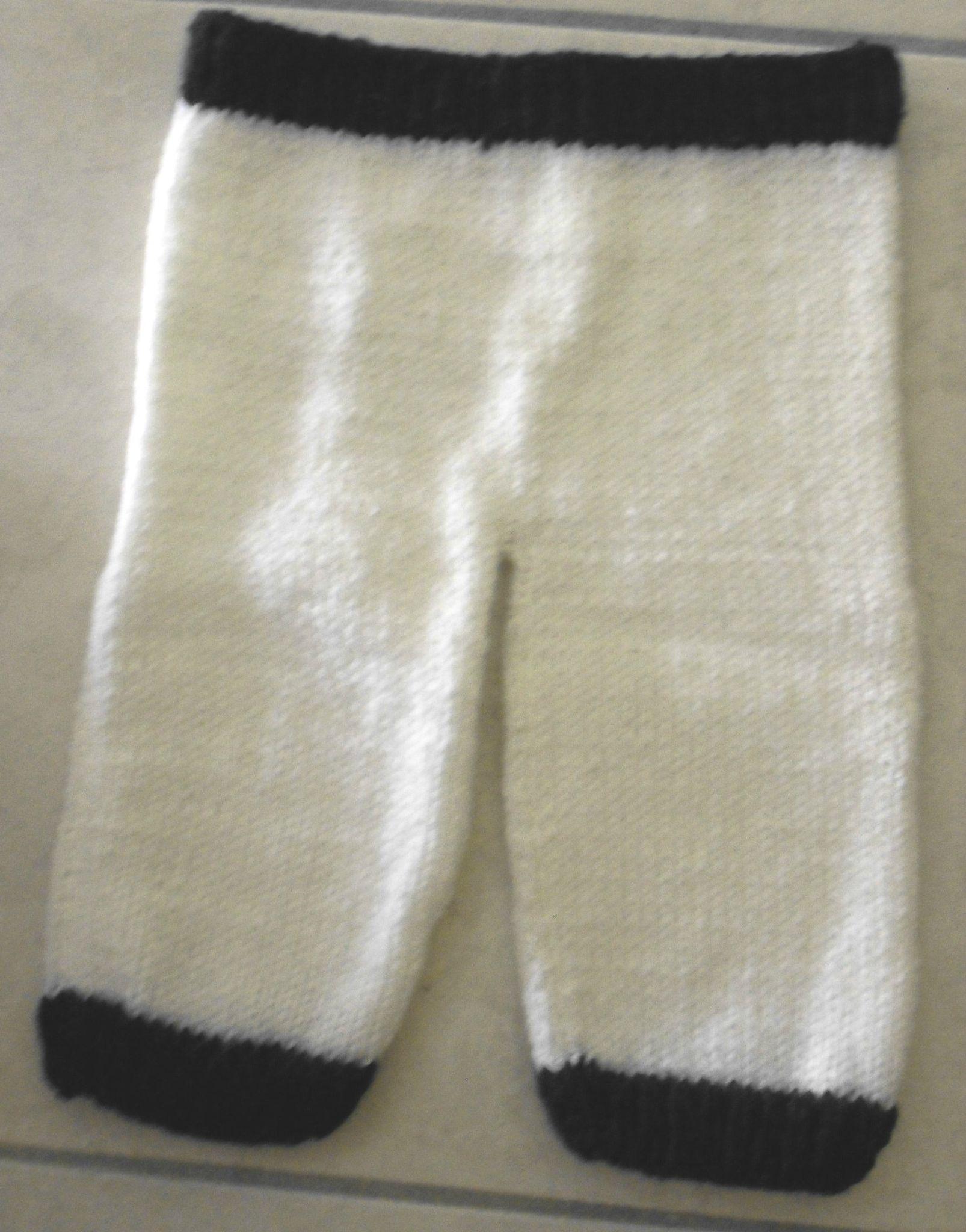 comment tricoter un pantalon
