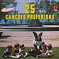 25 cancoes preferidas