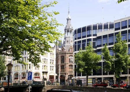 VH03 - Amsterdam, balade en ville