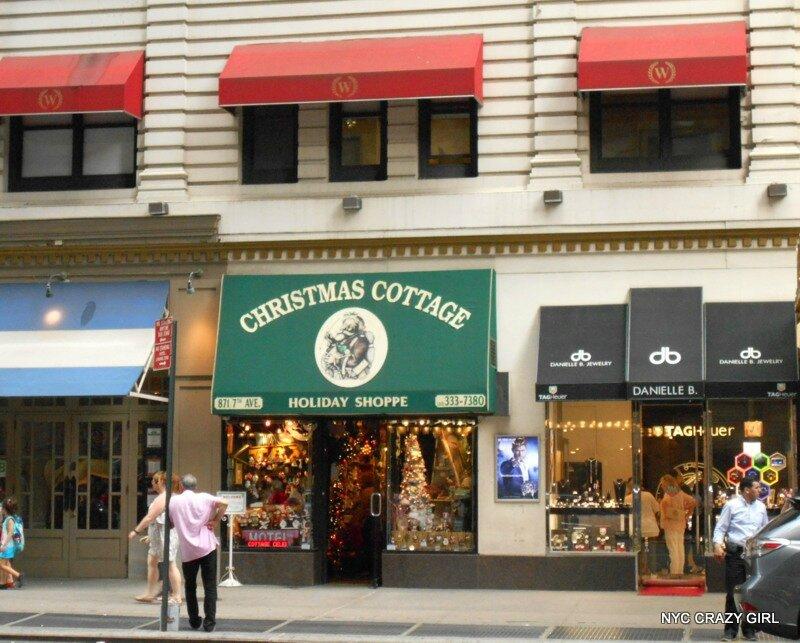 O acheter des d corations de no l new york new york - Ou acheter des stickers en magasin ...