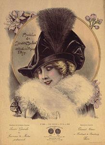 modiste_Chapeaux_Exposition_universelle_Paris_1900_Affiches