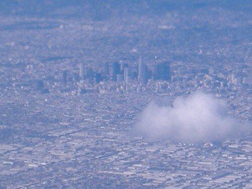 Le centre de LA