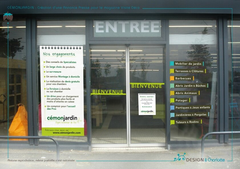 Magasin stickers lille for O architecture lille