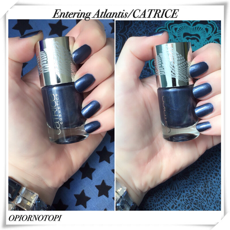Entering Atlantis/CATRICE