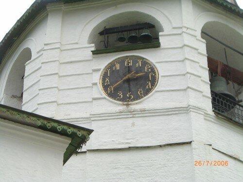 Souzdal - l'horloge