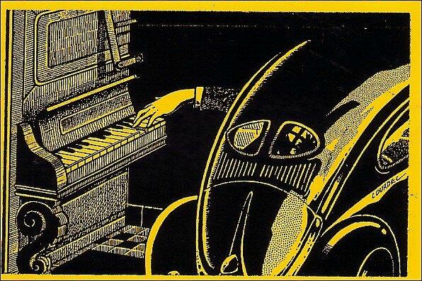 Lourdel le pianiste