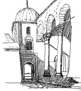 Istanbul croquis1