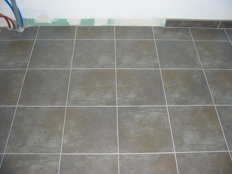 Carrelage gris perle affordable beton cire gris perle sur for Joint carrelage gris perle