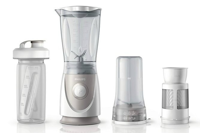 mini blender complet philips