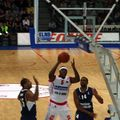Saint thomas basket / paris levallois - 5 février 2011 (82:77)