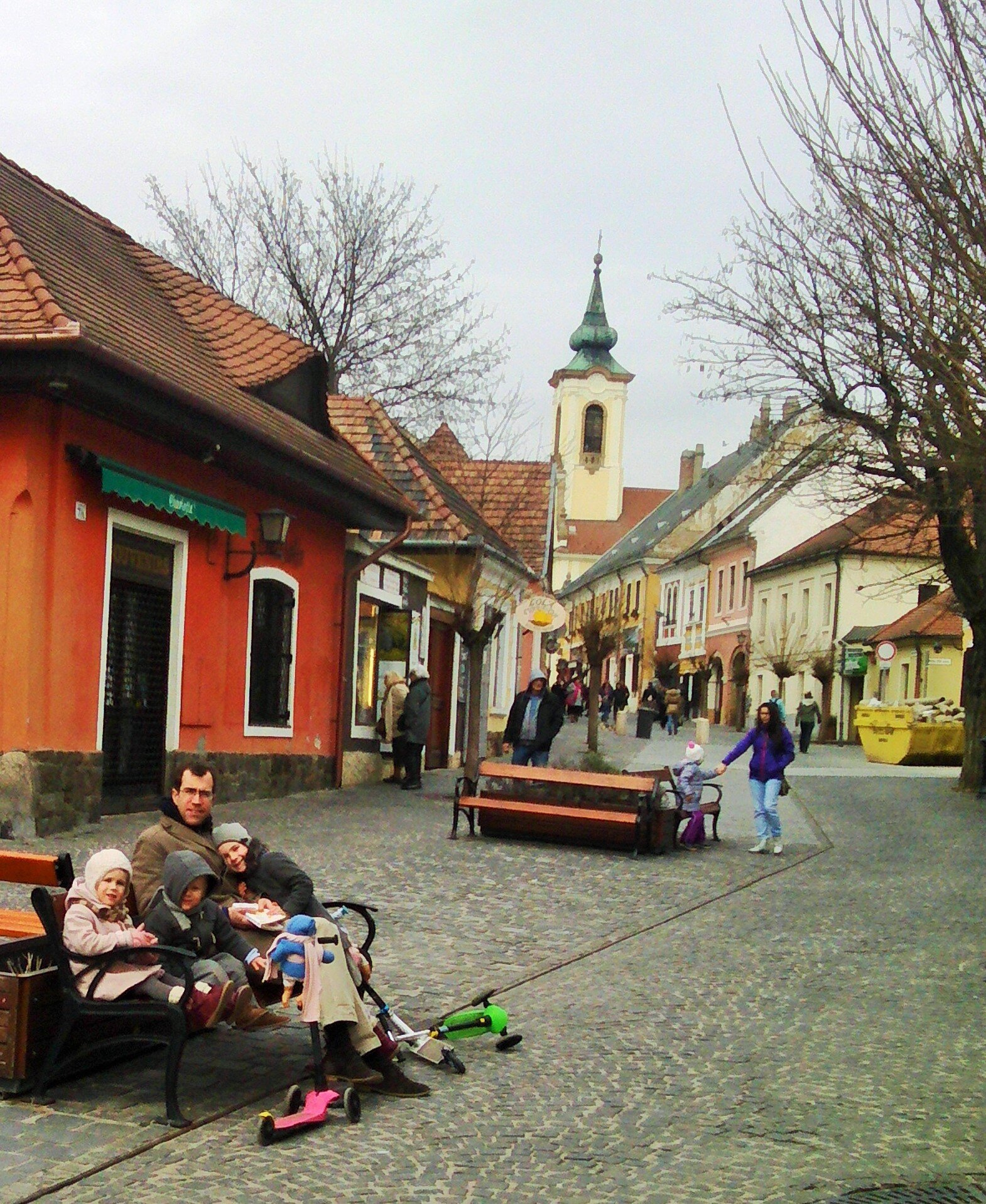 Excursion du we à Szentendre