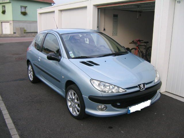 img 1053 photo de peugeot 206 xs hdi 90 premuim collaborateur peugeot citroen voiture. Black Bedroom Furniture Sets. Home Design Ideas