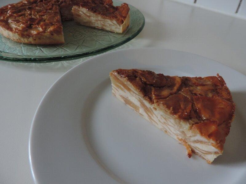 gâteau pommes ricotta (9)