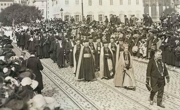 obsèques cardinal Coullié 17 sept 1912 (3)