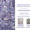 Auberge fontaine invitation B