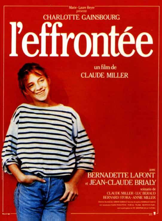 L-Effrontee 1985 Claude Miller