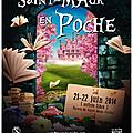 Salon du livre saint maur en poche les 21 et 22 juin 2014