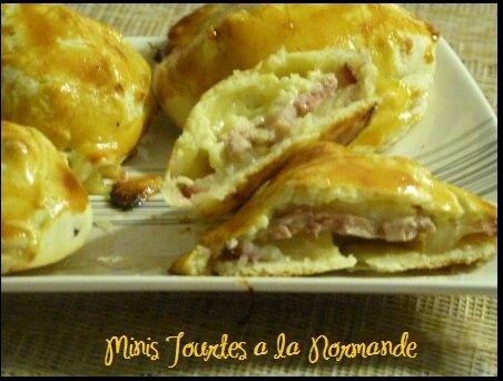 """ღ """" Miam """" Amuses bouches ( minis Tourtes - Tartines - Verrines )..."""