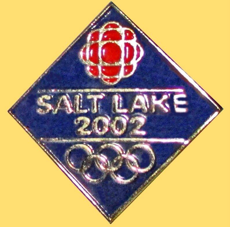 Pin's Salt Lake JO 2002